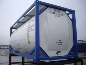Tank One T11 ISO Tank containers